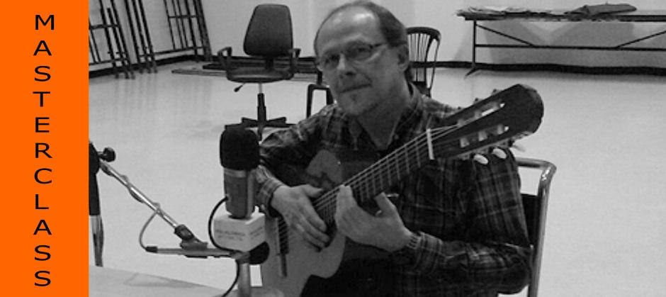 MasterClass: Musicalización de Podcast
