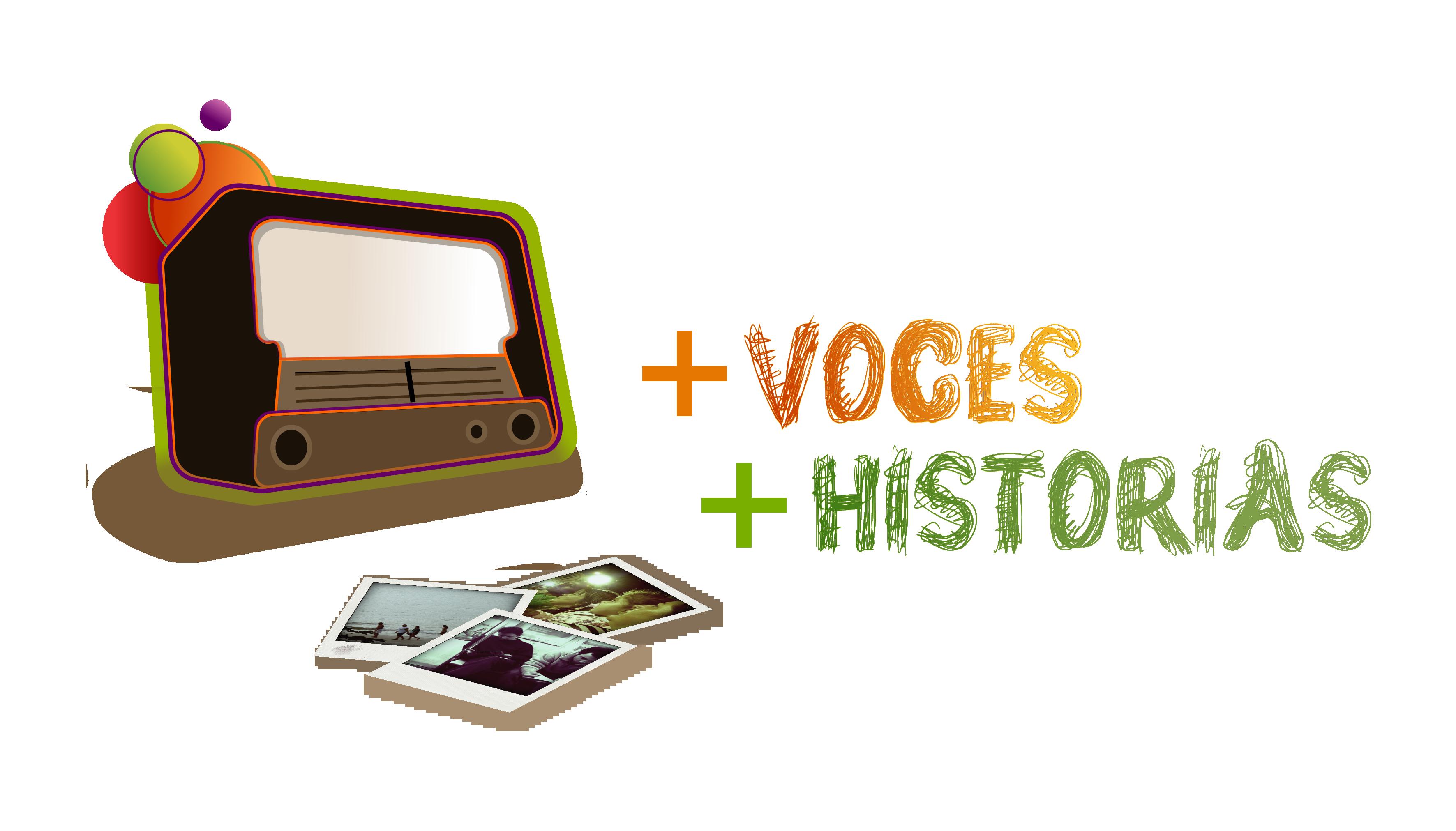 Más voces, más historias. Una campaña por la vuelta de la ficción a la radio.