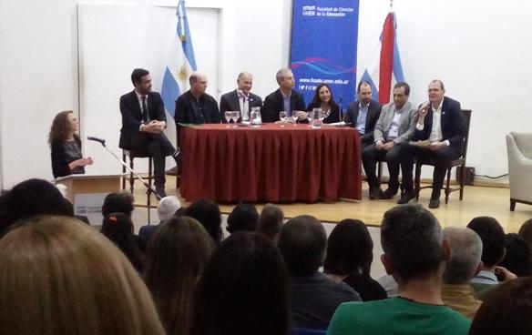 La radio del nuevo siglo se reunió en Paraná