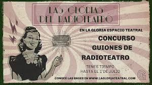 Concurso: las «Glorias del radioteatro»
