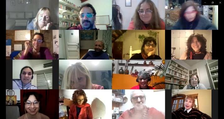 Muestra del taller de radioteatro 2021