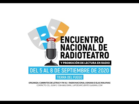 Encuentro Nacional de Radioteatro y Promoción de Lectura en Radio 2020